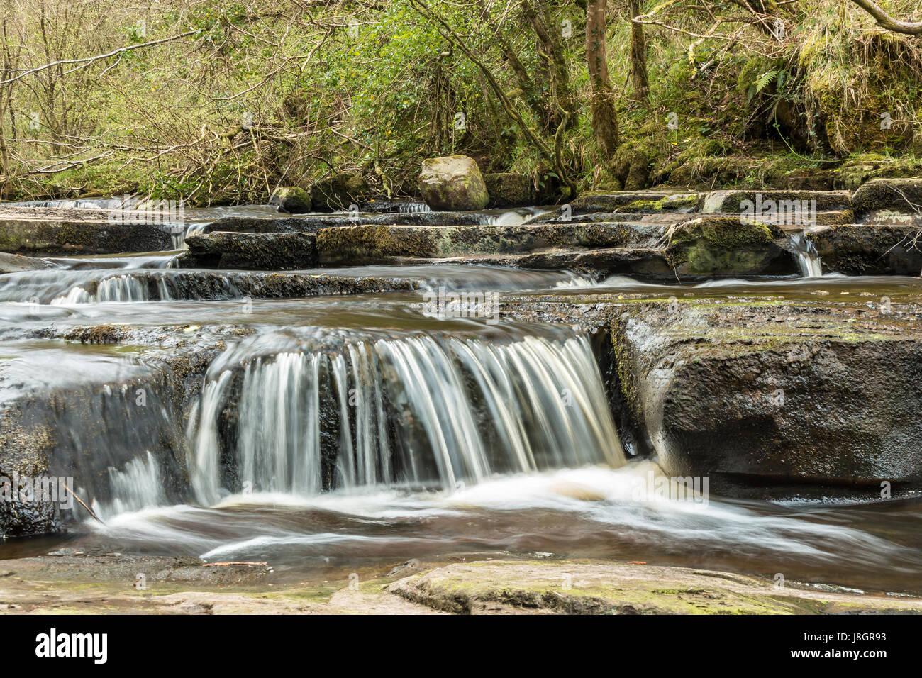 Sleive Bloom Mountains Ireland - Stock Image