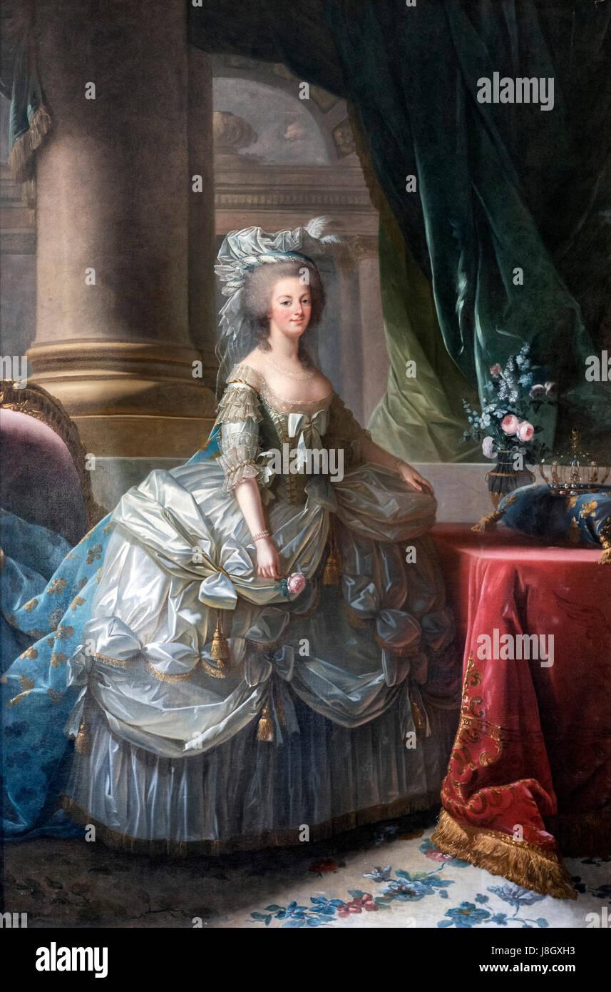 King Louis Xvi And Marie Antoinette Marriage