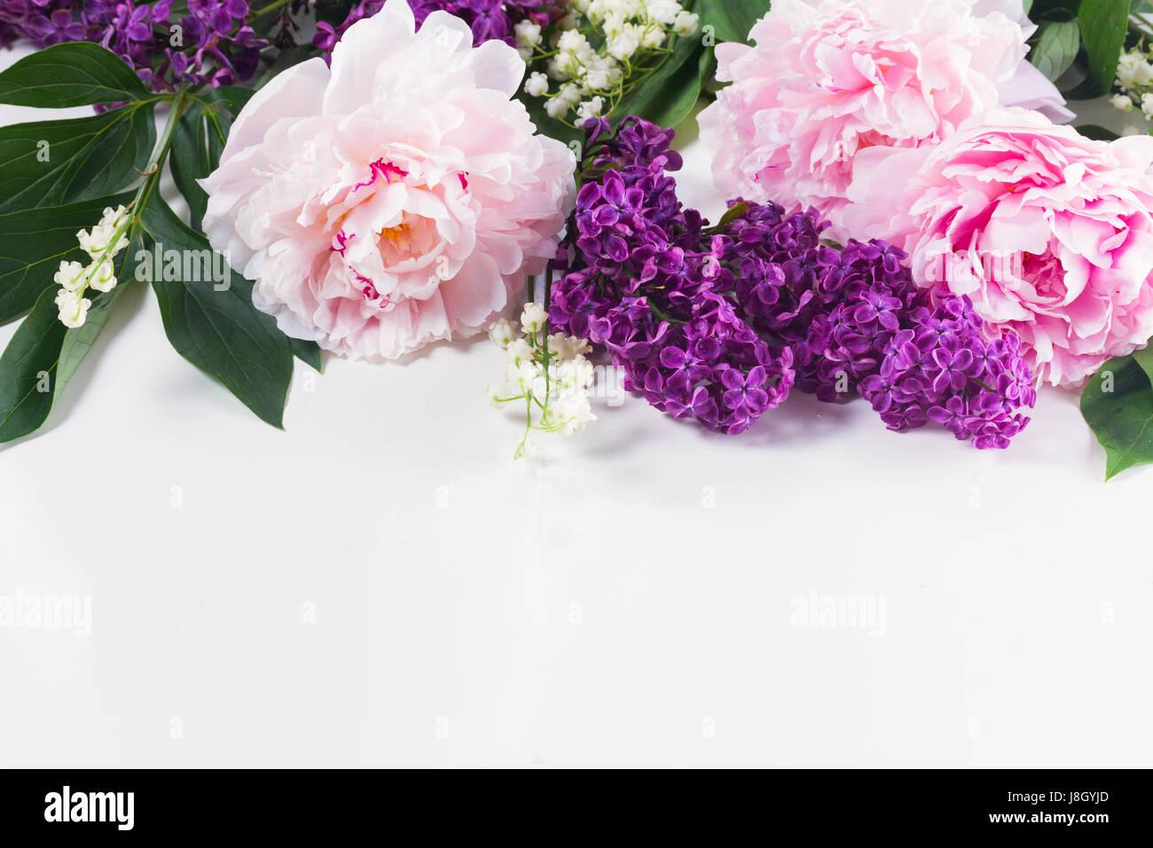 Fresh Flowers Decoration For Valentine