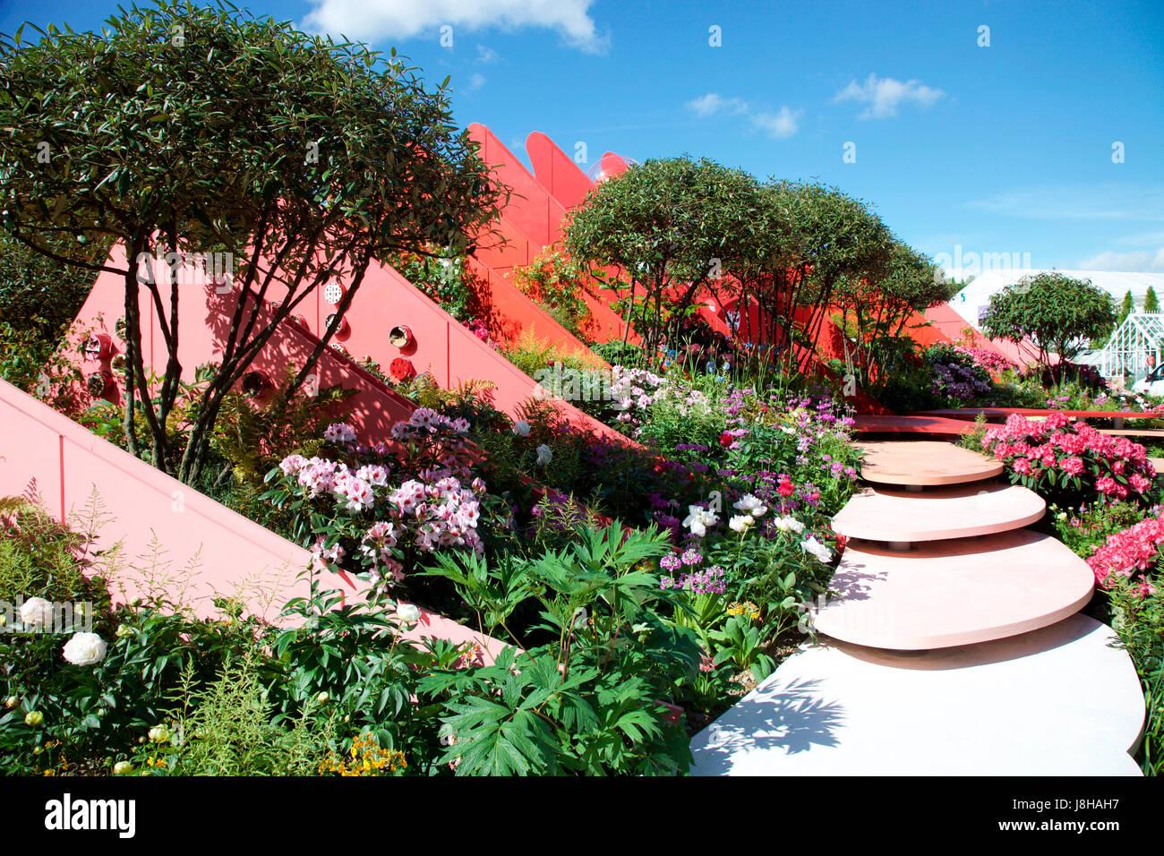 The Silk Road Garden Chengdu China by