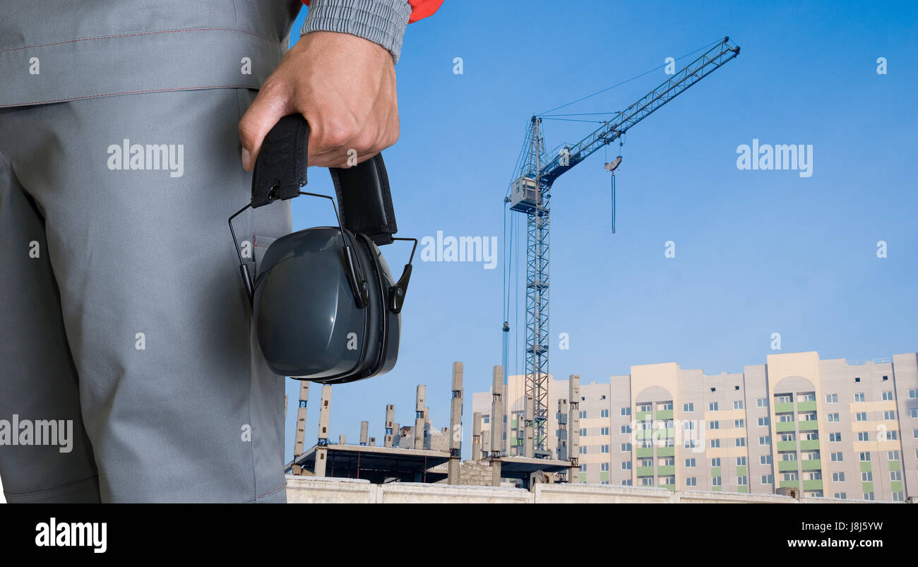 blue, humans, human beings, people, folk, persons, human, human being, tower, Stock Photo