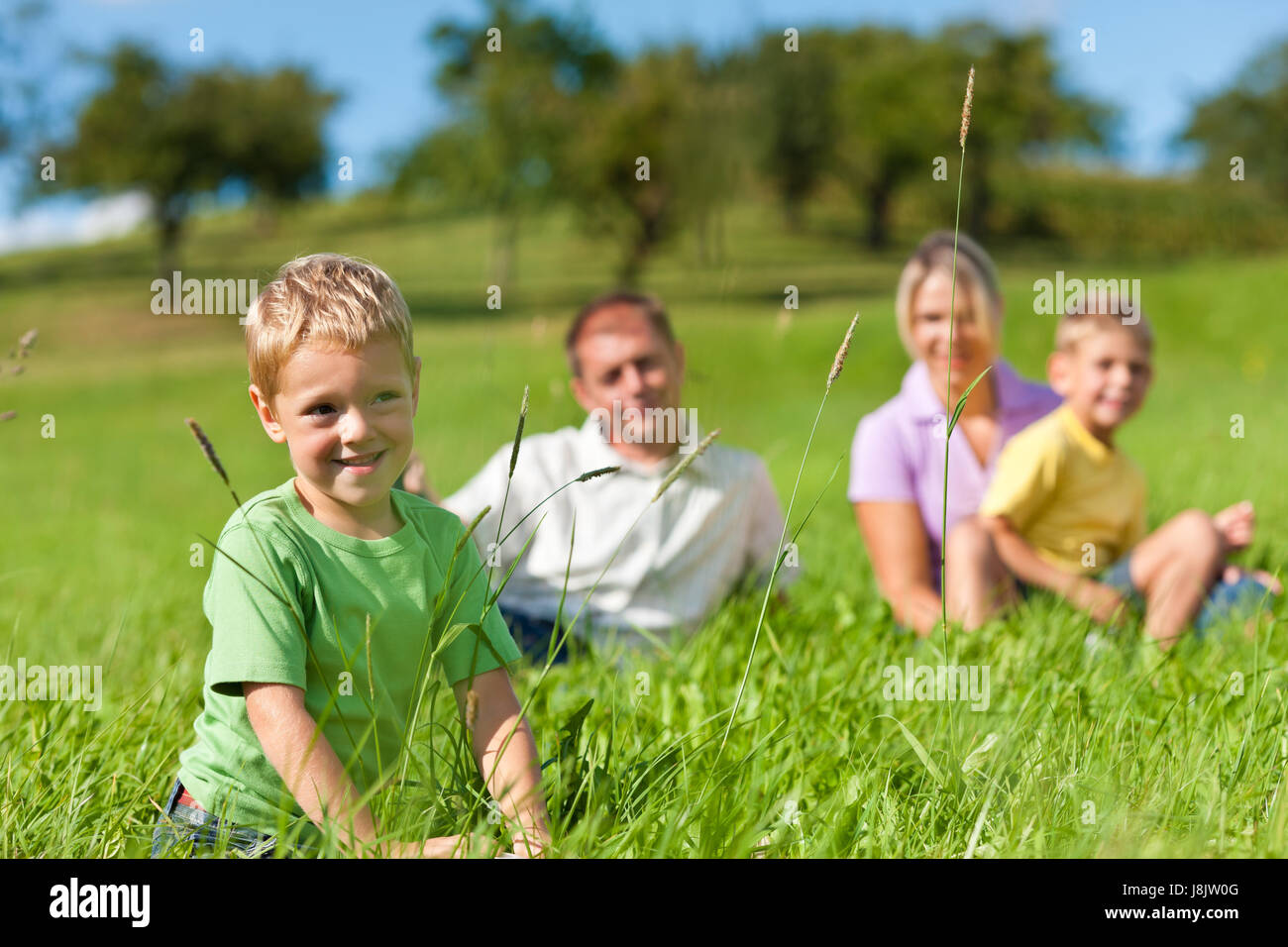 game, tournament, play, playing, plays, played, summer, summerly, mother, mom, Stock Photo