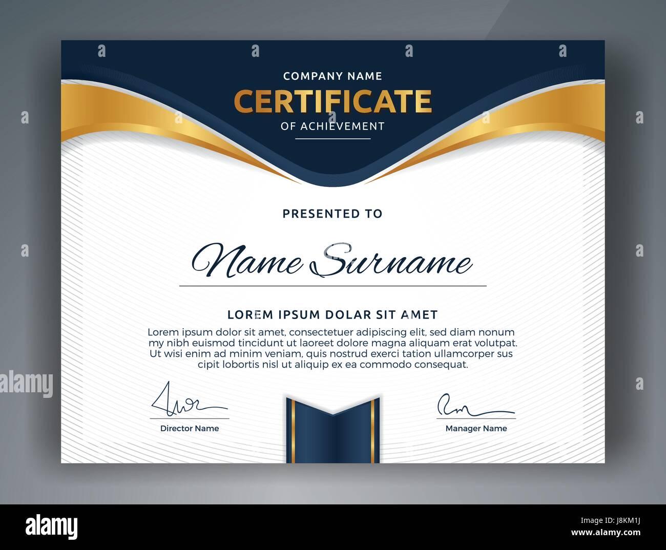 Multipurpose professional certificate template design for print multipurpose professional certificate template design for print vector illustration yelopaper Gallery