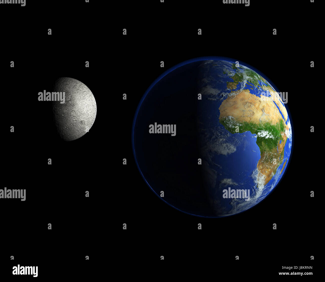 Blue moon solar system globe planet earth world atlas map of blue moon solar system globe planet earth world atlas map of the world gumiabroncs Image collections