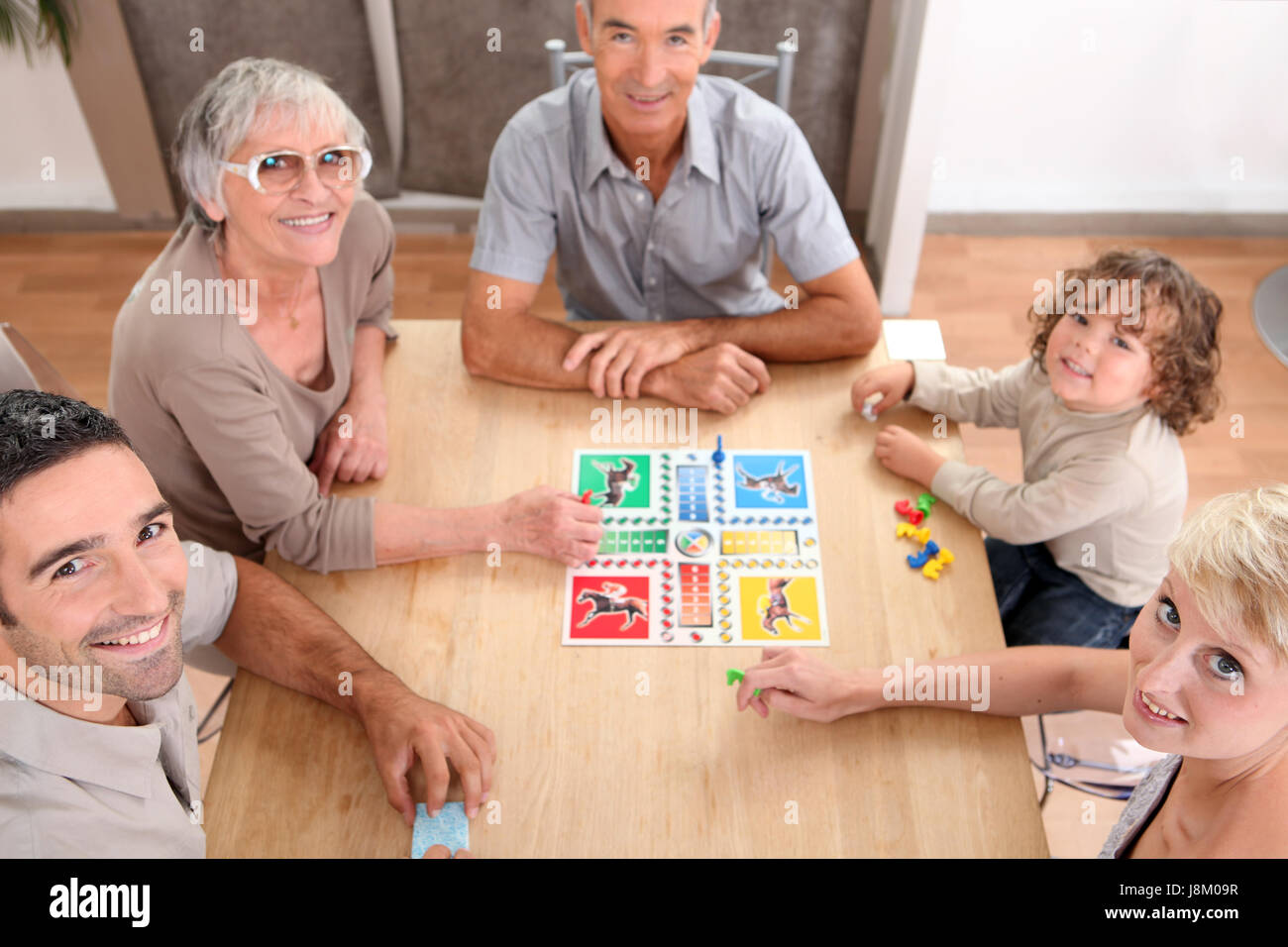 board, competition, bonding, boy, lad, male youngster, activity, child, - Stock Image