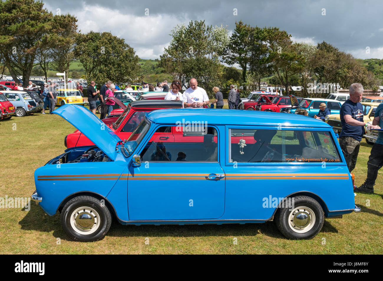 Clubman Stock Photos Clubman Stock Images Alamy