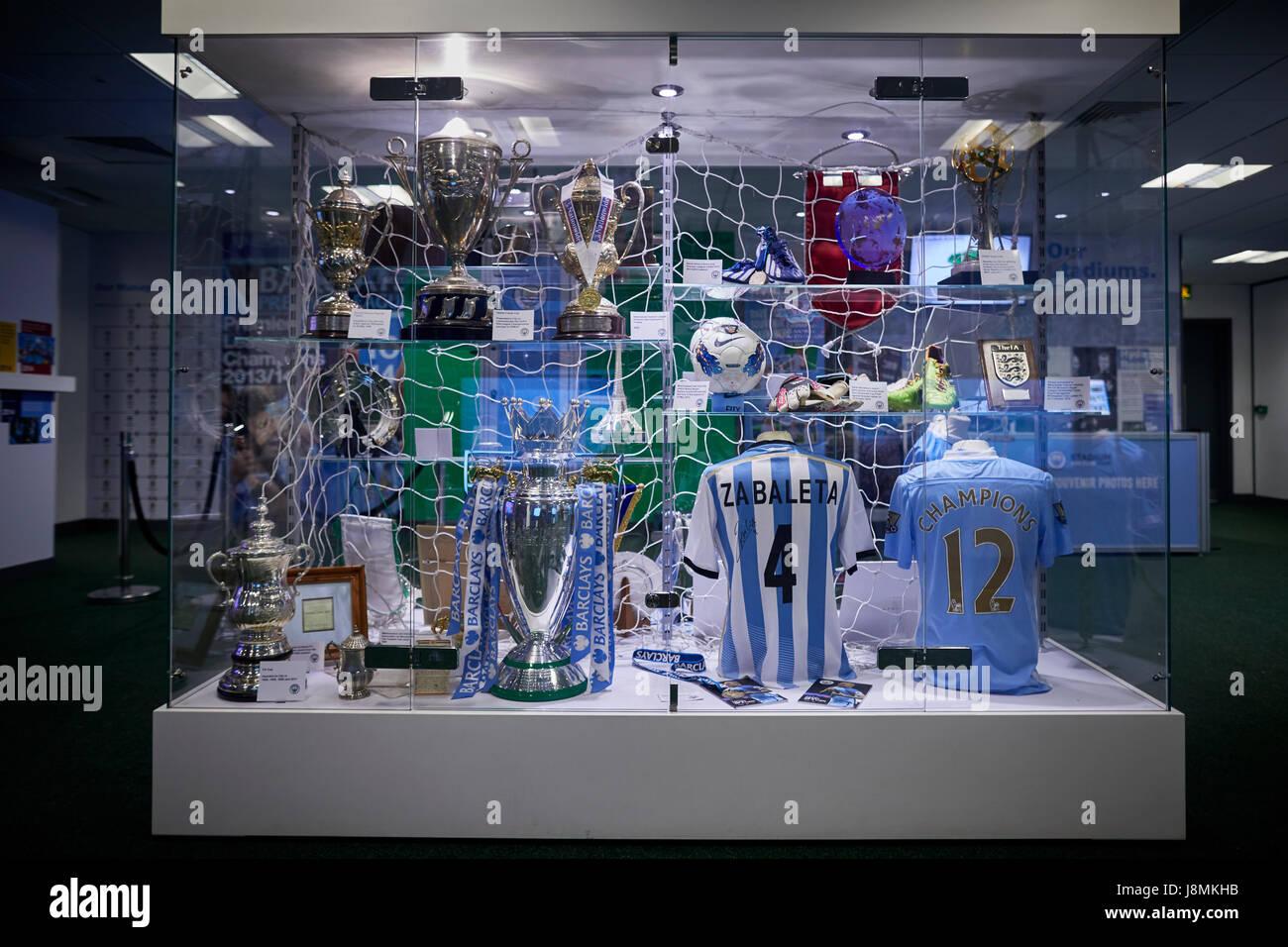 Manchester City Etihad Stadium Tour