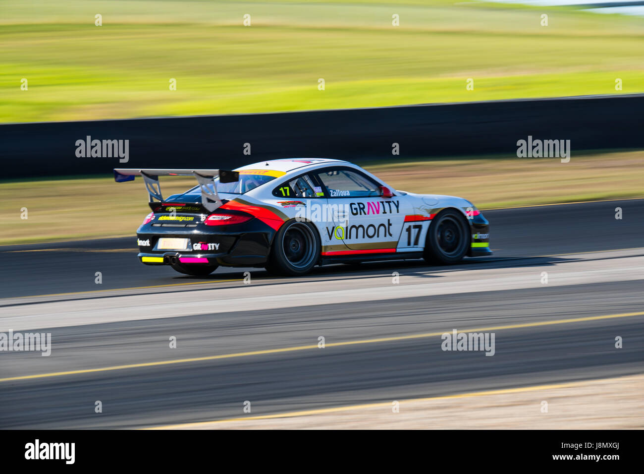 Sydney Motorsport Park, Australia. 28th May 2017.  360 Motorsport. Anthony Bolack/Alamy Live News - Stock Image