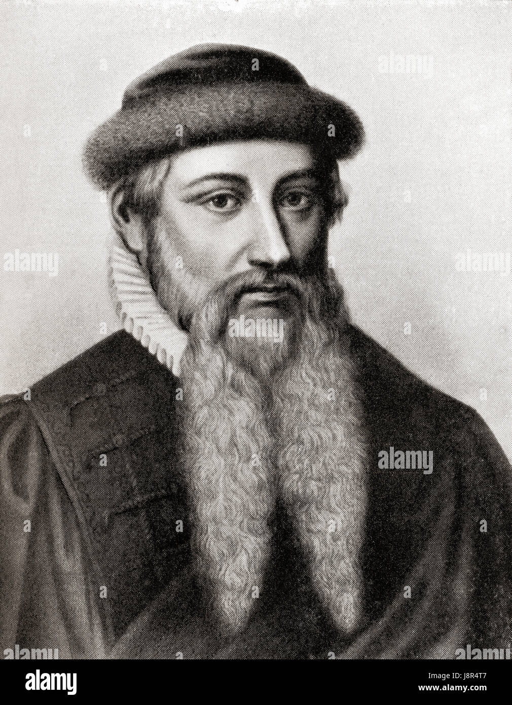 Johannes Gutenberg Printing Press High Resolution Stock Photography And Images Alamy