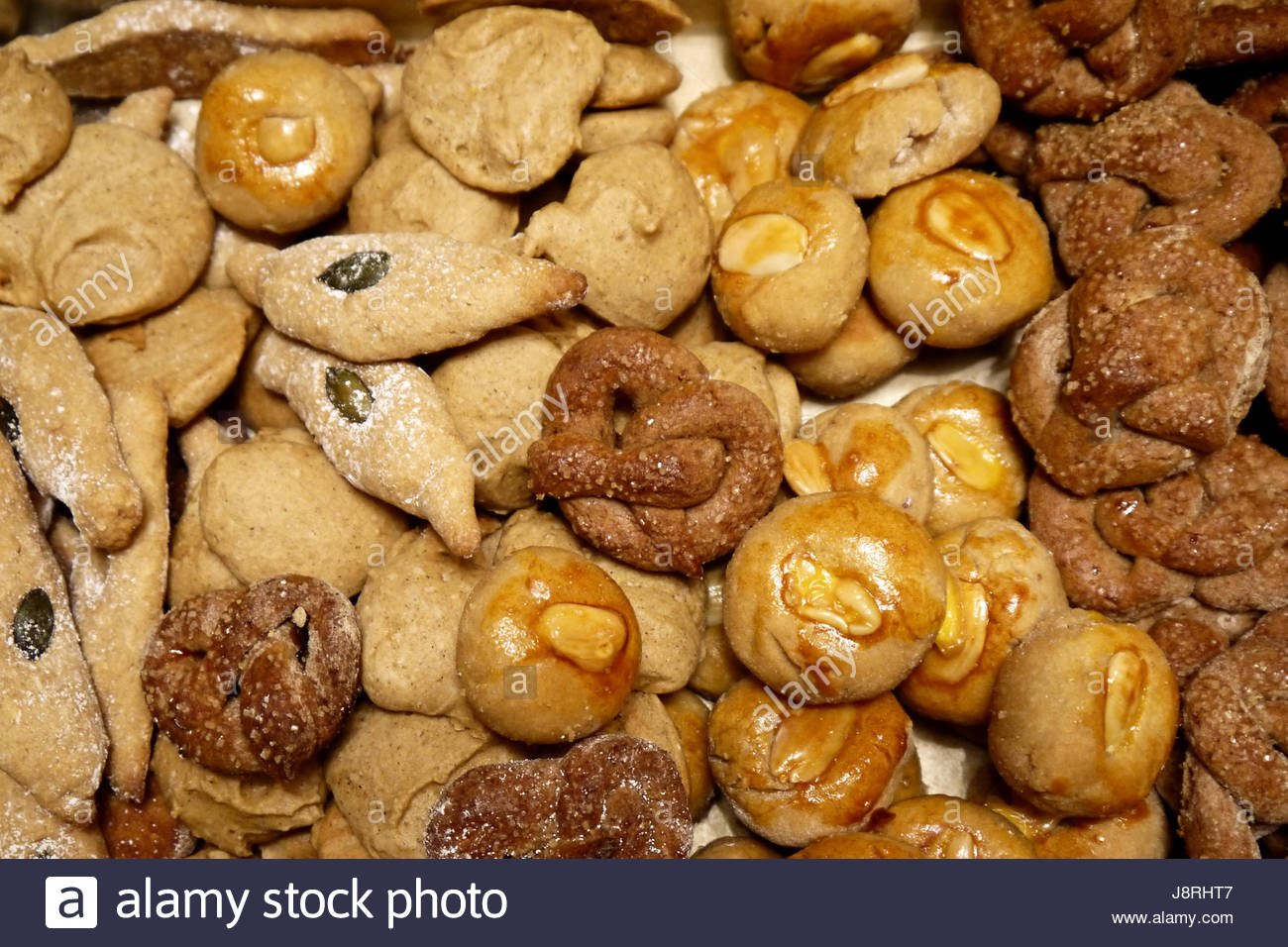 Pastry Biscuit Biscuits Cookies Cinamon Cinnamon Christmas