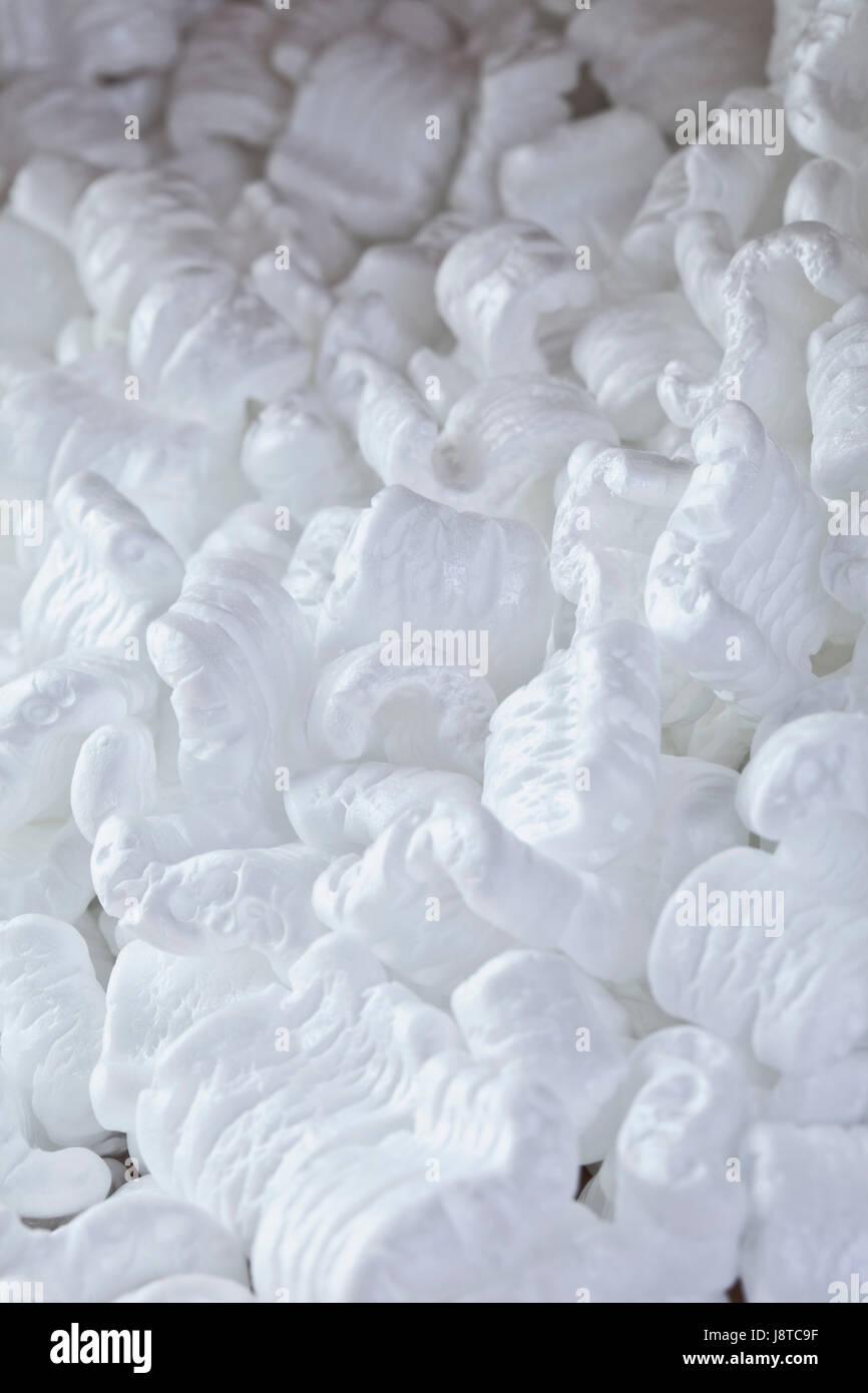 upholstery,packaging chips,fluppis Stock Photo
