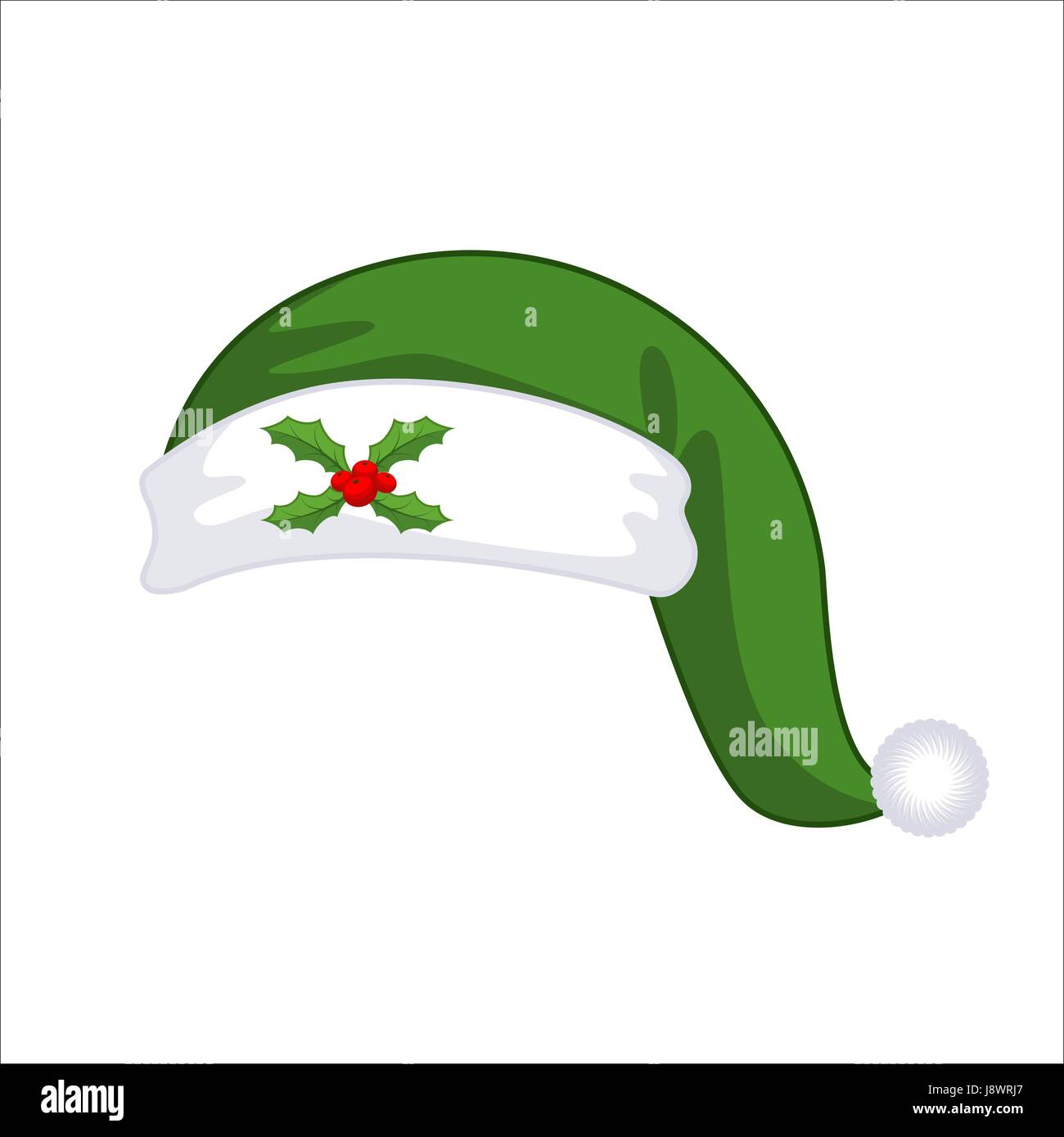 Green hat Irish Santa (Daddy of Christmas). Santa Claus Ireland ...