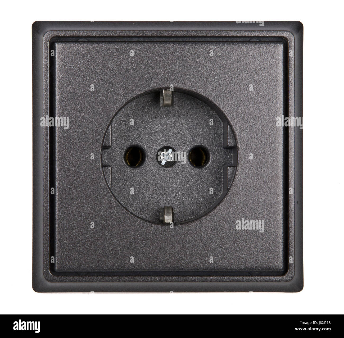 outlet, socket, voltage, technology, transfer, supply, usage, house, building, - Stock Image