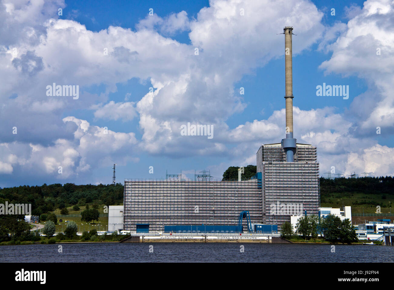 energy, power, electricity, electric power, energy supply, power station, Stock Photo