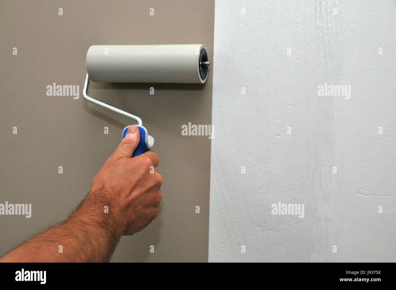 Tapetenroller Stock Photos Tapetenroller Stock Images Alamy