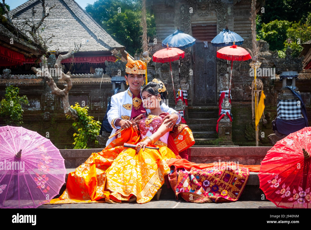 Traditional Balinese Clothing Stock Photos Traditional Balinese