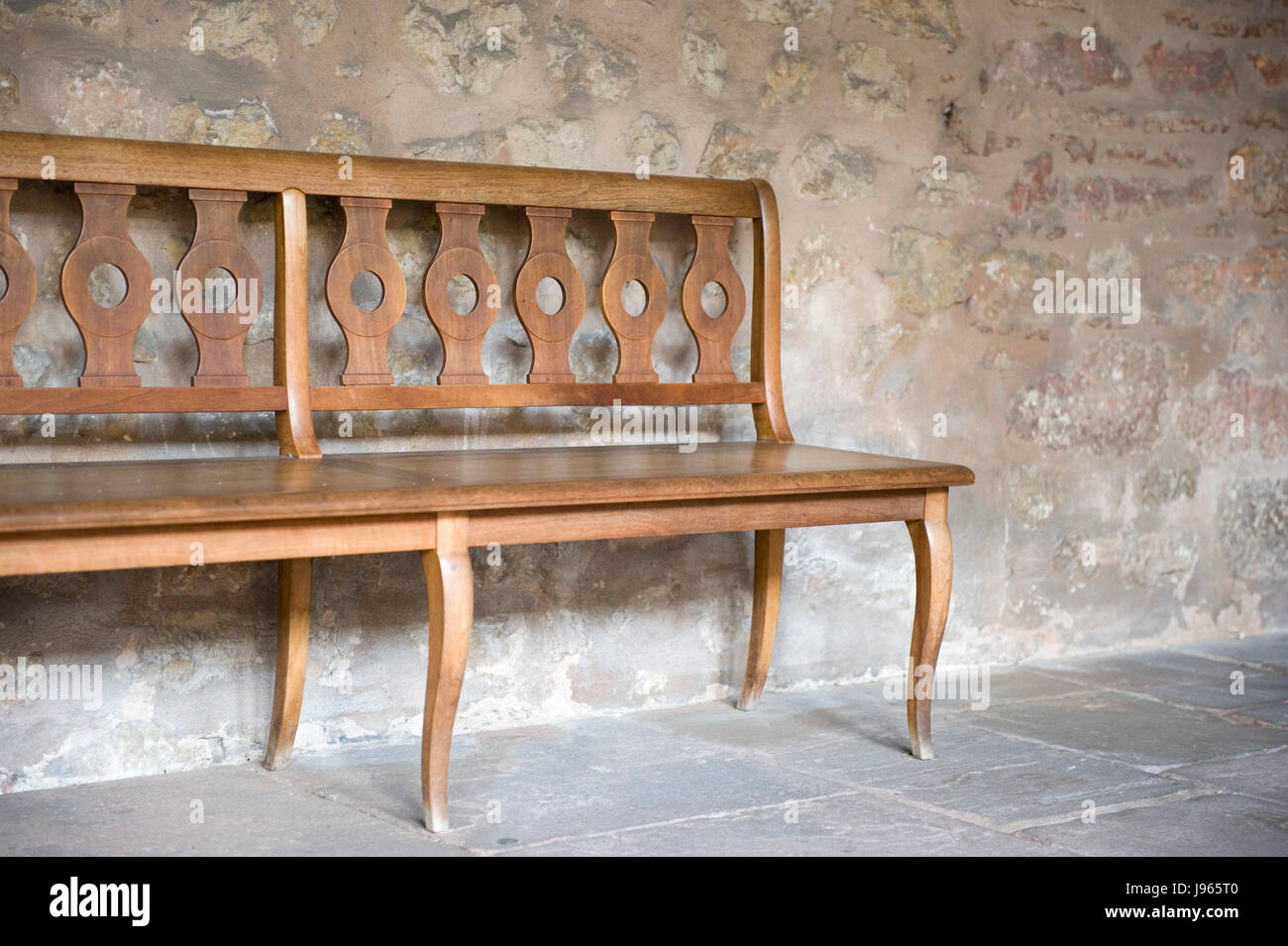Sensational Wood Museum Seat Bench Wooden Bench Old Wall Lamtechconsult Wood Chair Design Ideas Lamtechconsultcom