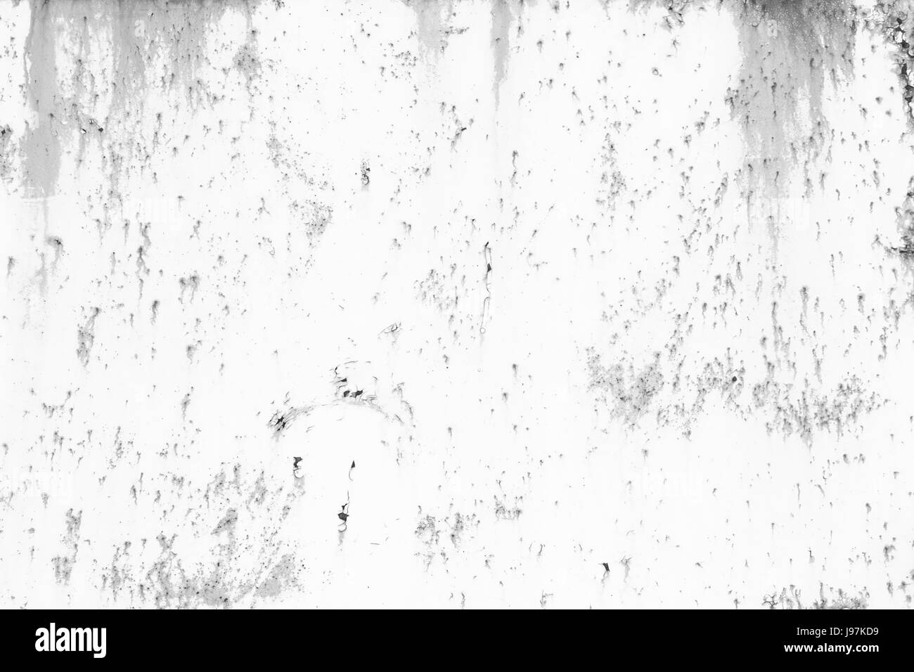 Rusted Metal Industrial Scratched Background Grunge Black