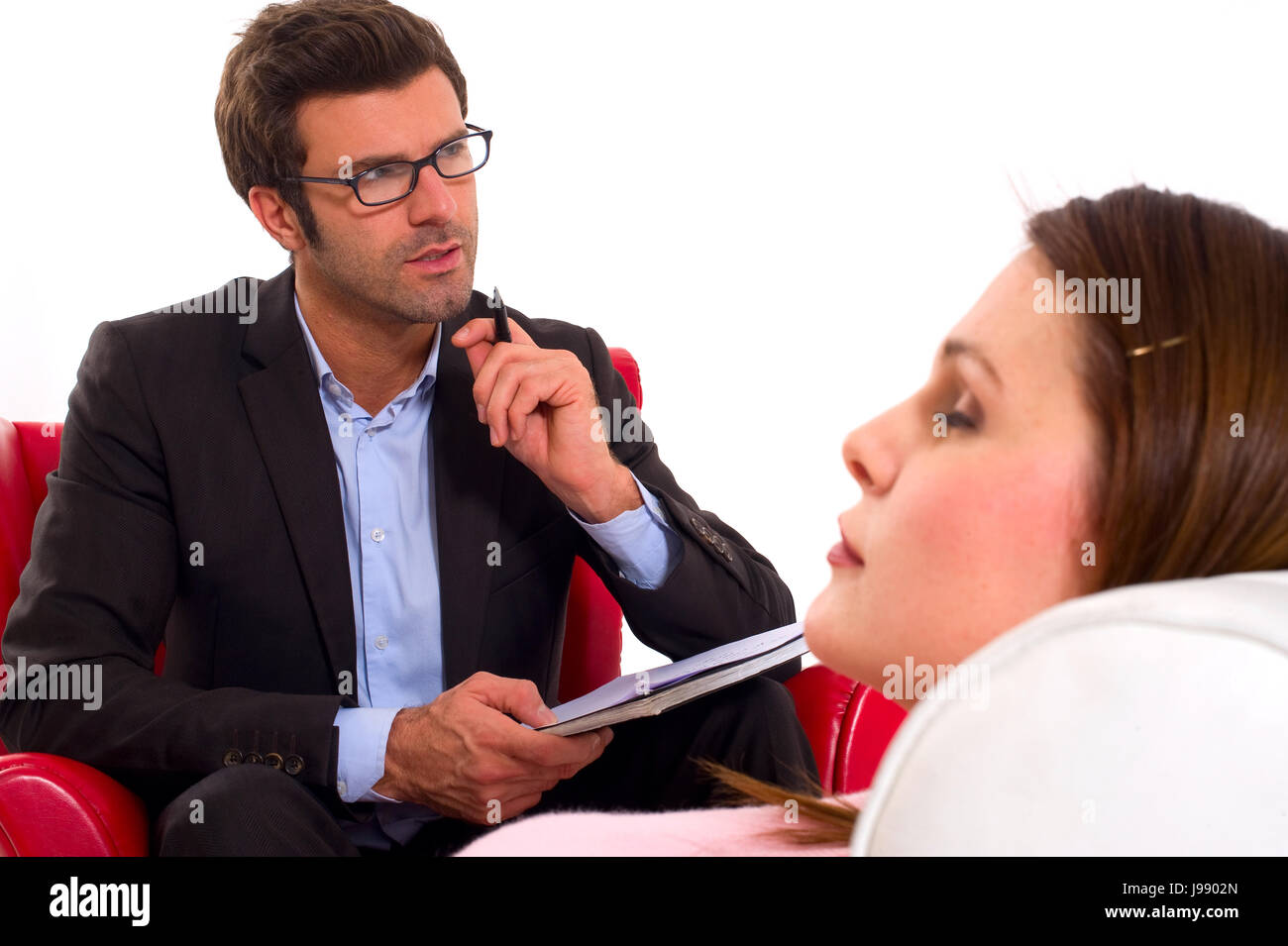 doctor, physician, medic, medical practicioner, woman, skirt, humans, human - Stock Image