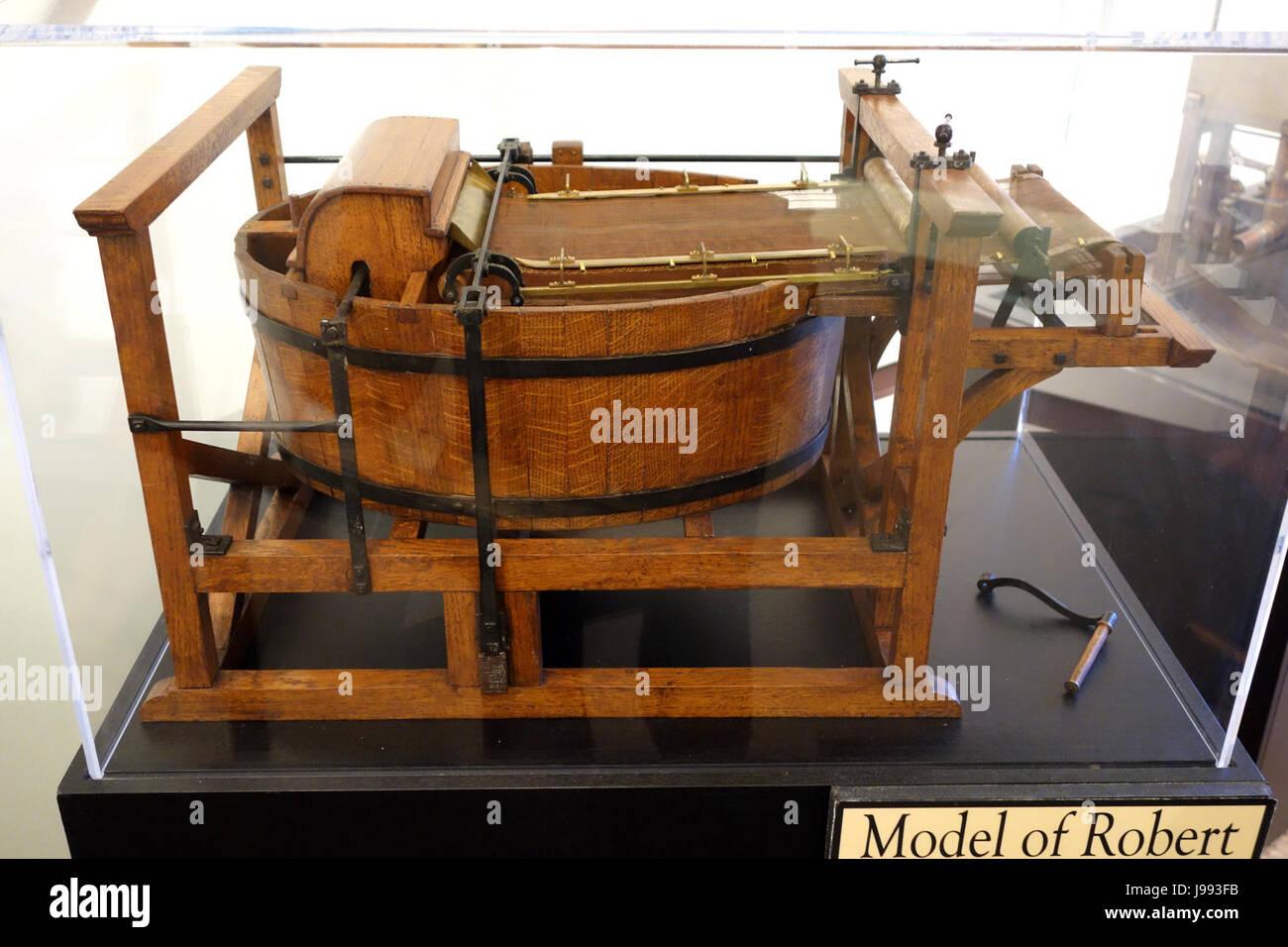 robert machine