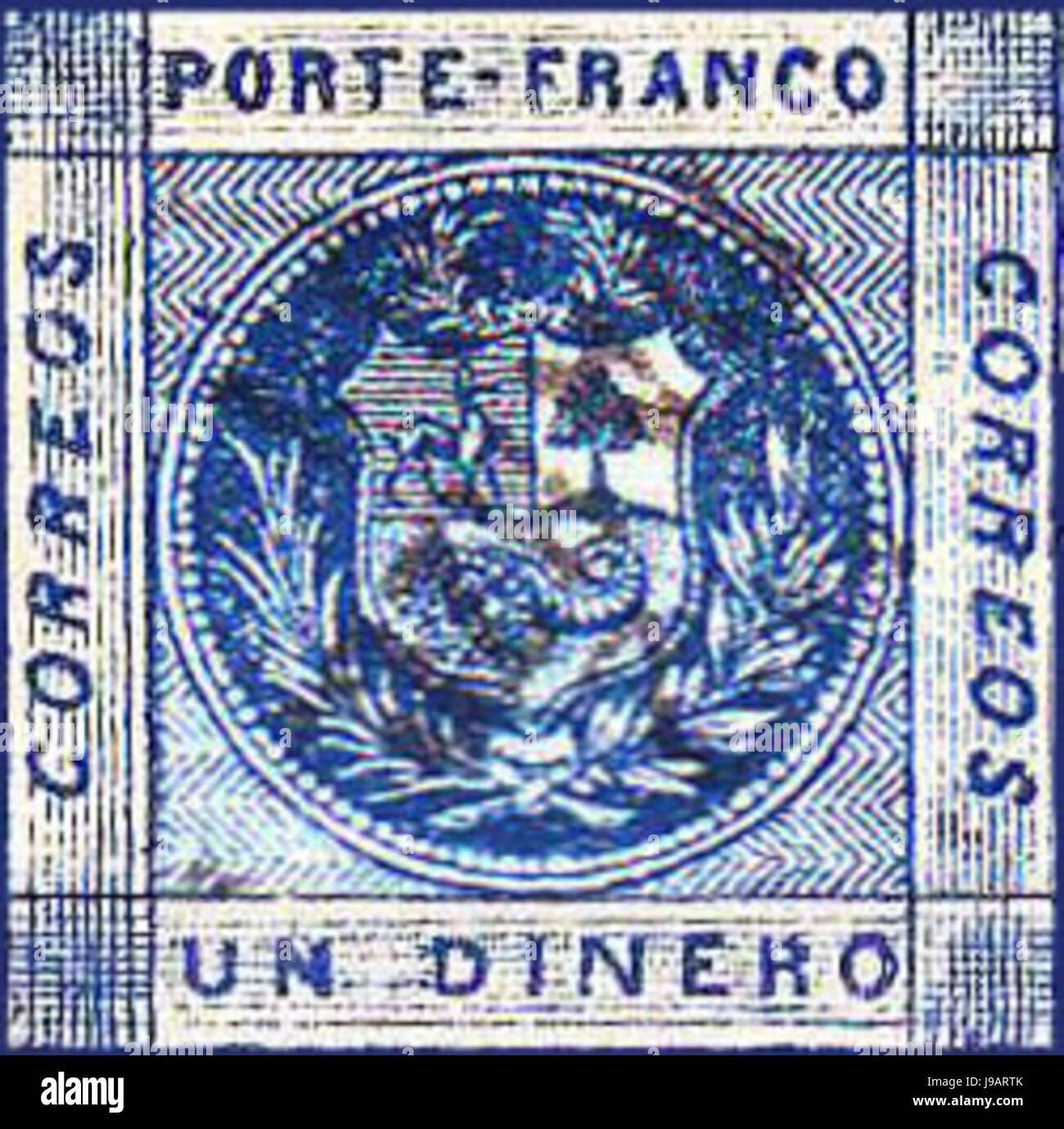 Un dinero azul 186061 - Stock Image