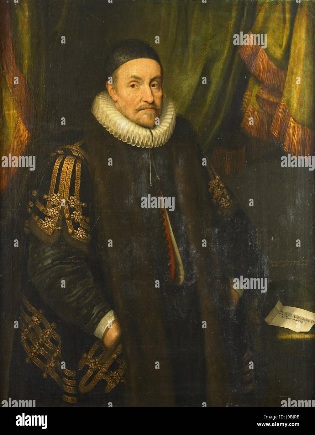 Portret van Willem I (1533 84), prins van Oranje, genaamd Willem de