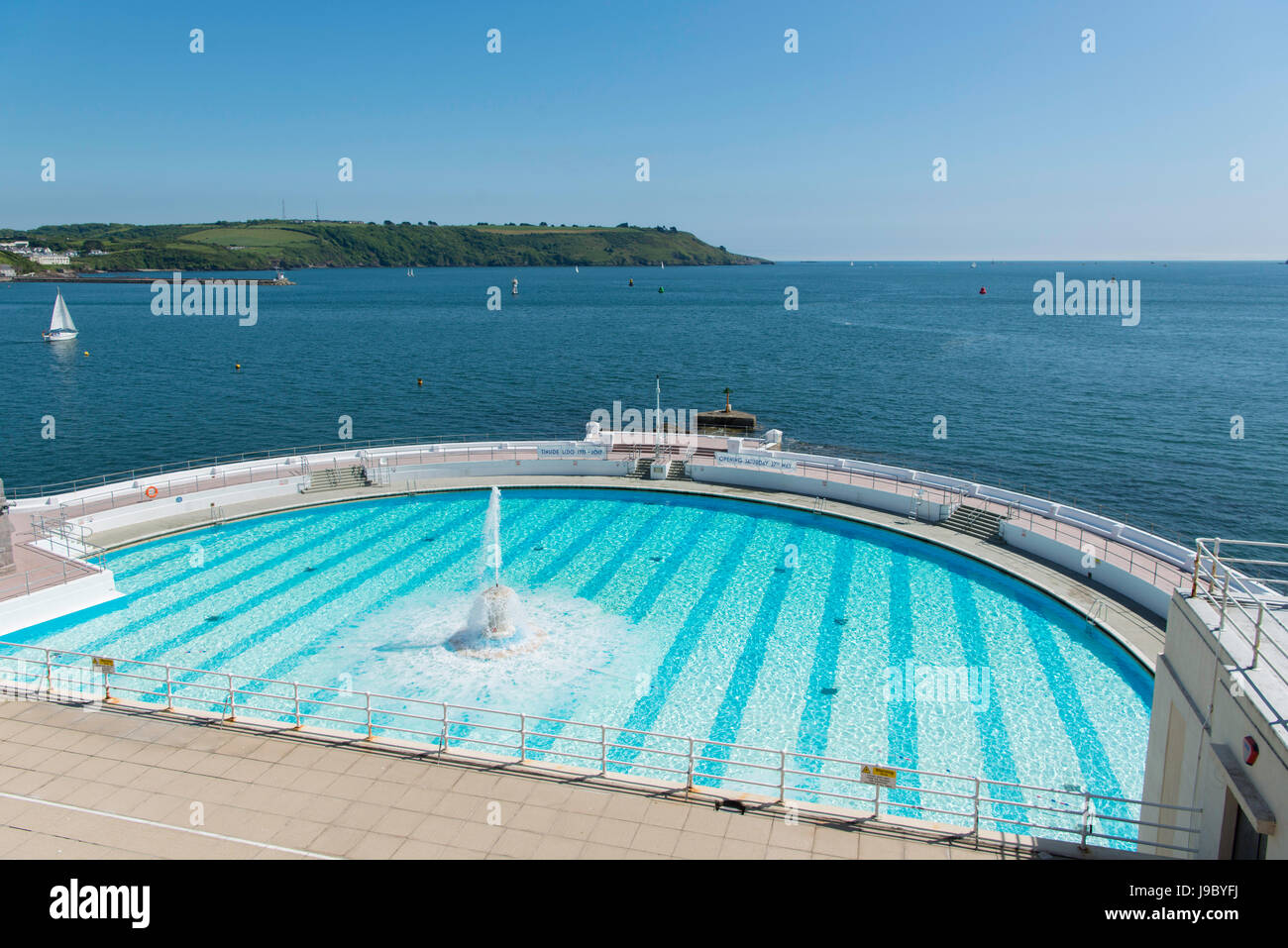 lido plymouth stock photos lido plymouth stock images alamy