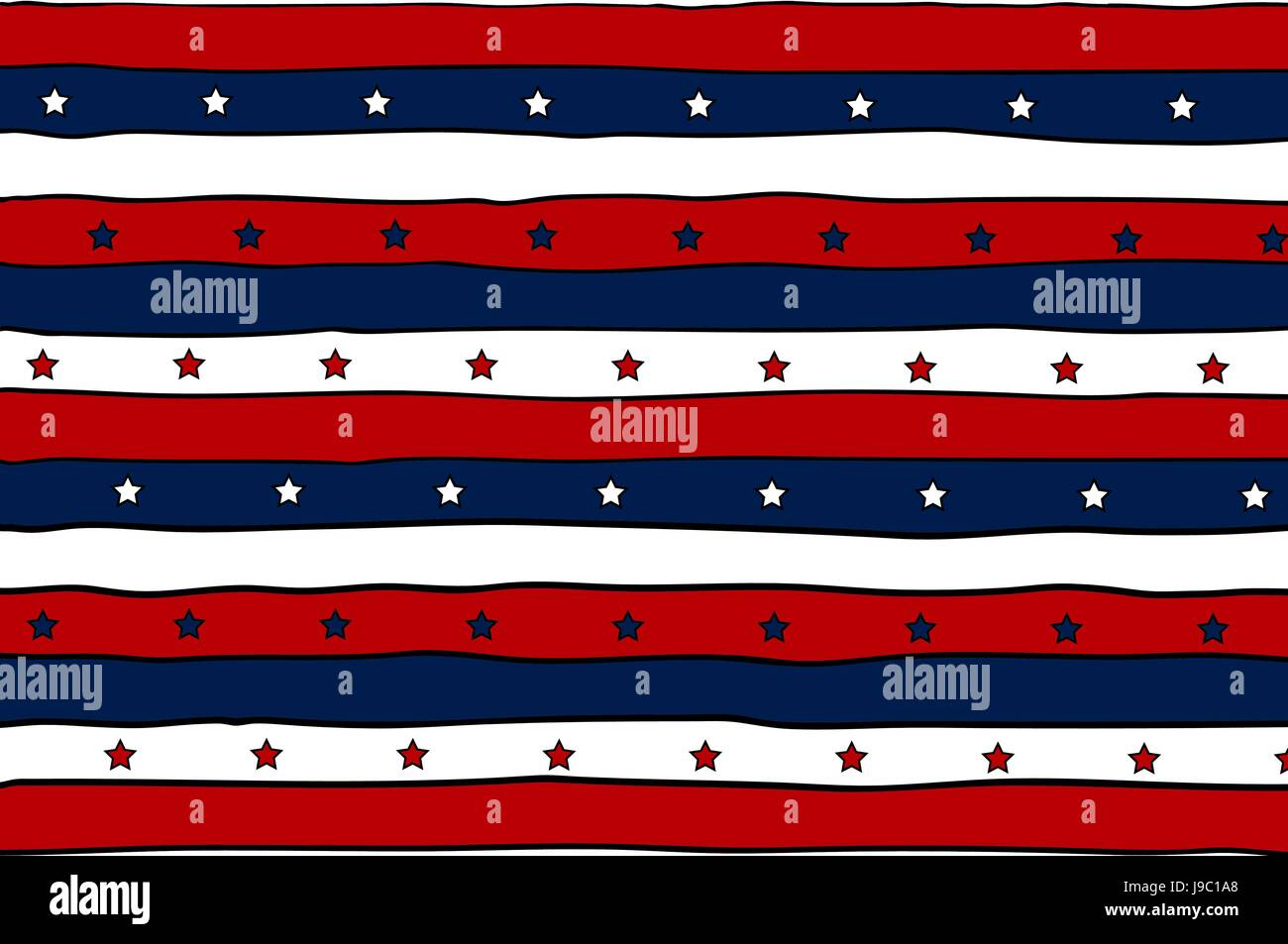 red white and blue striped patriotic background with stars abstract stock vector image art alamy https www alamy com stock photo red white and blue striped patriotic background with stars abstract 143479344 html