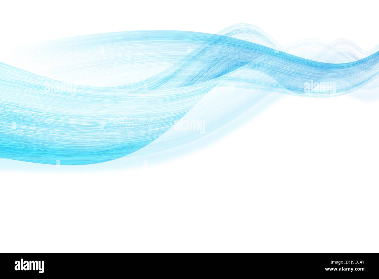 blue, waves, wallpaper, backdrop, background, white, wave, blue, motion, - Stock Image