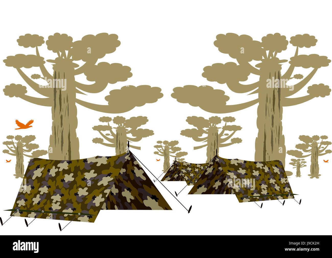environment, enviroment, tree, trees, hill, holiday, vacation, holidays, - Stock Image