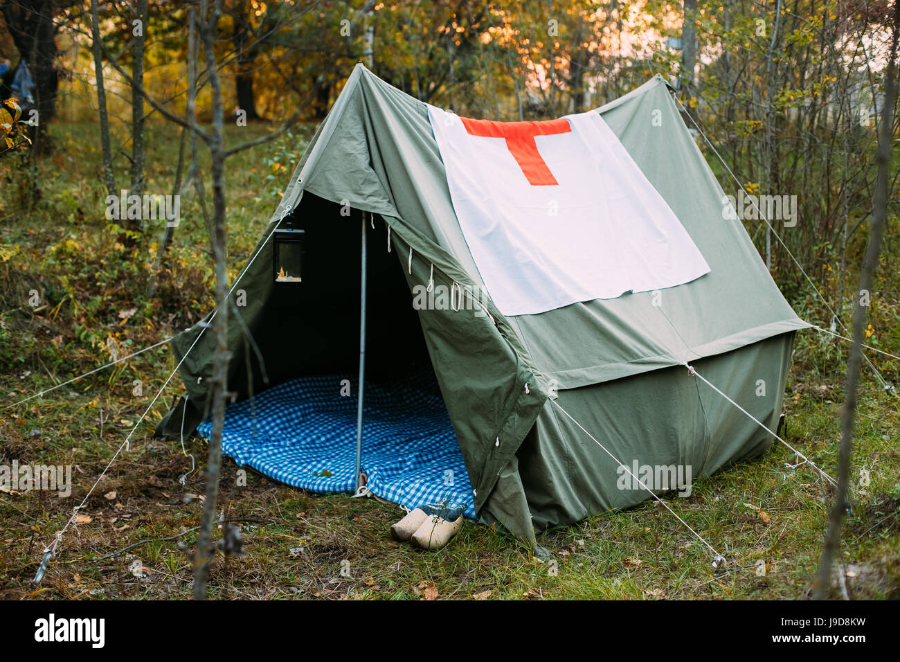 Tent Deutsch
