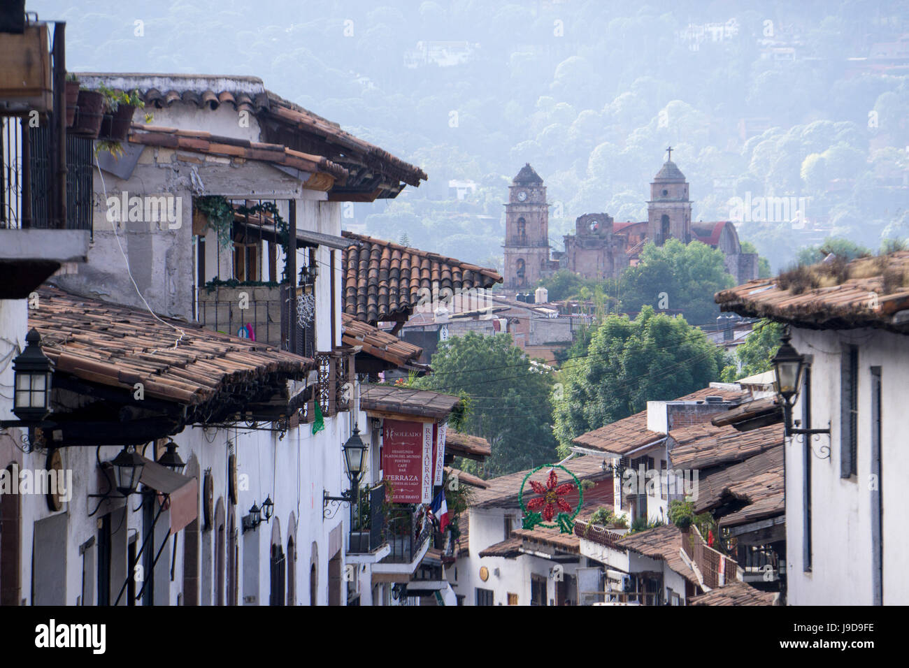 Mexican Town Stock Photos Mexican Town Stock Images Alamy