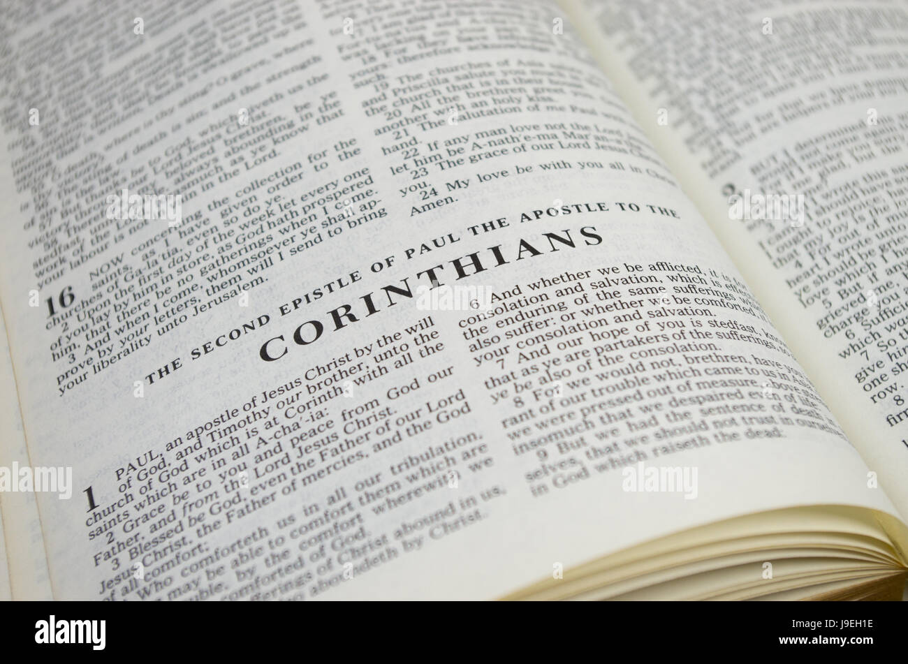 what is the book of corinthians about in the bible