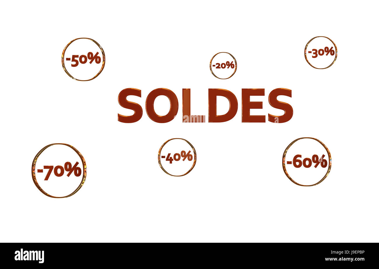 Soldes Stock Photos Soldes Stock Images Alamy