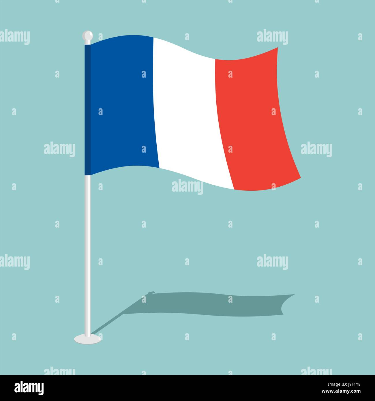 Flag Of France Official National Symbol National Symbol Of French