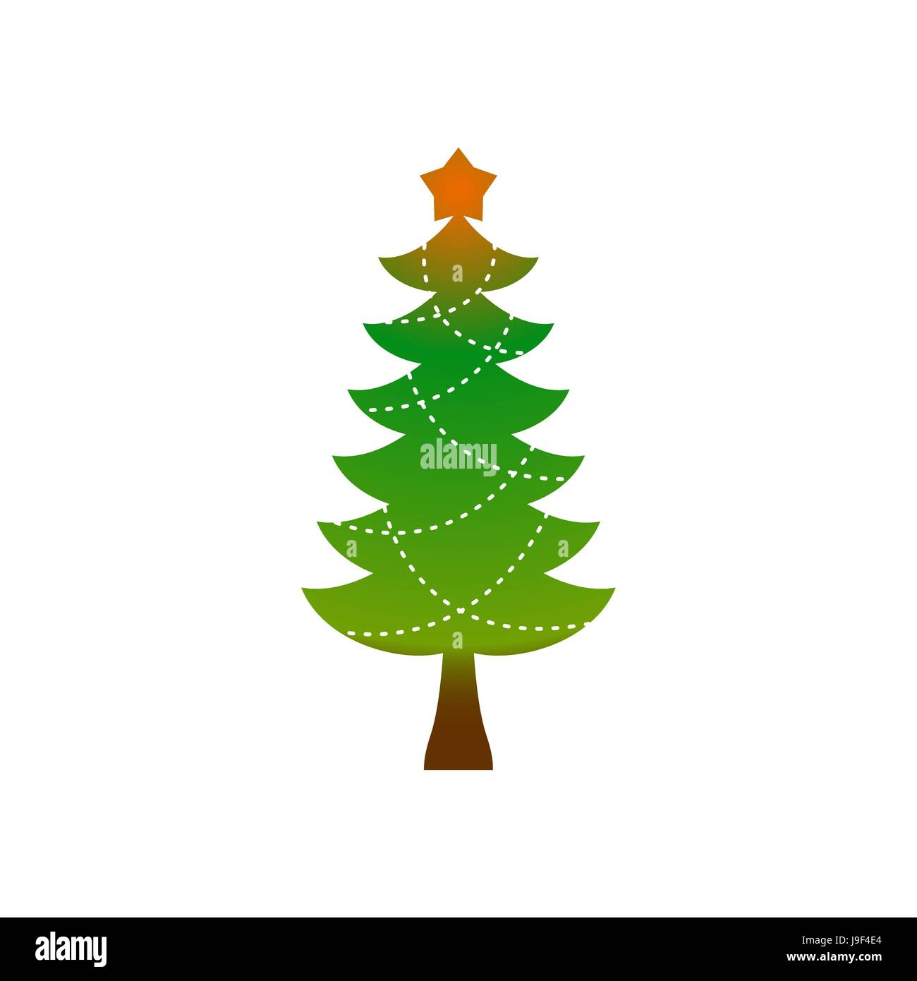 Christmas Tree Logo - Clipart &vector Labs :) •
