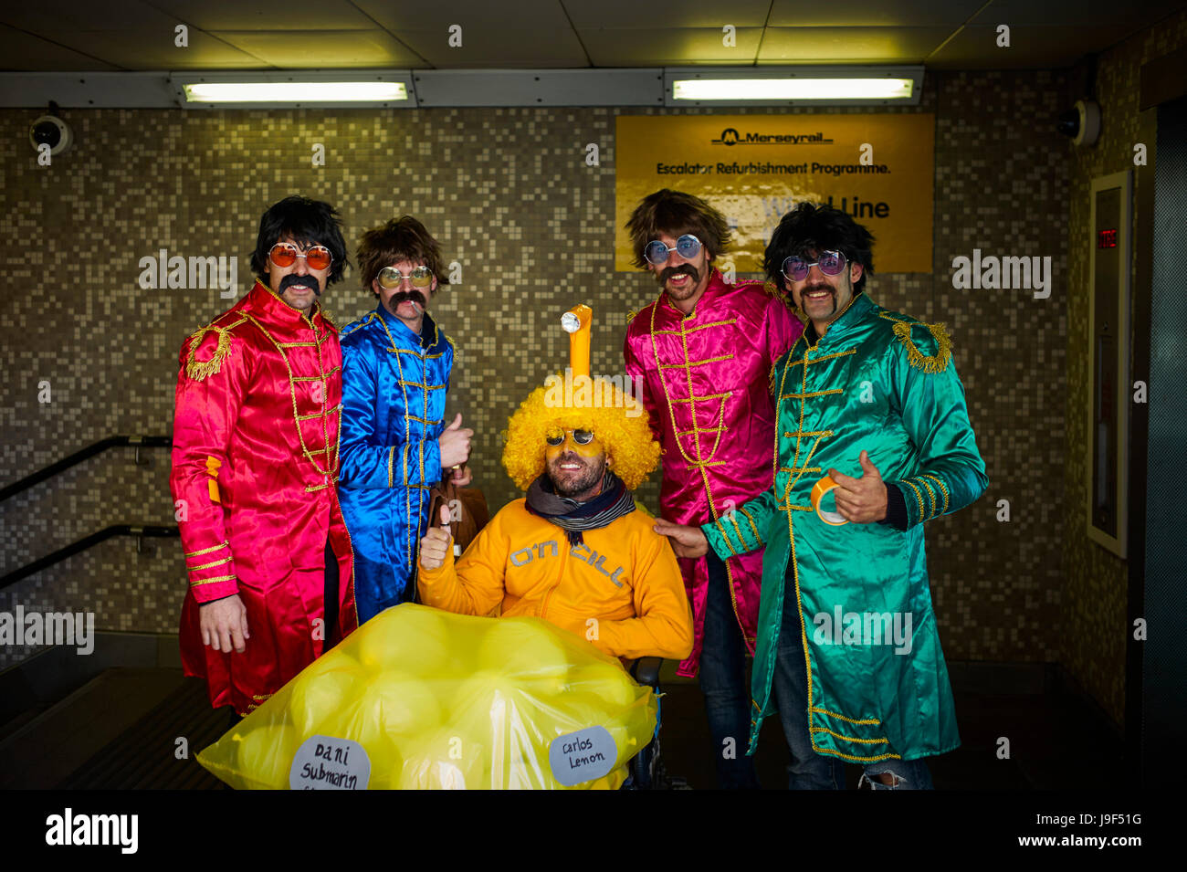 Sgt Pepper High Resolution Stock Photography And Images Alamy
