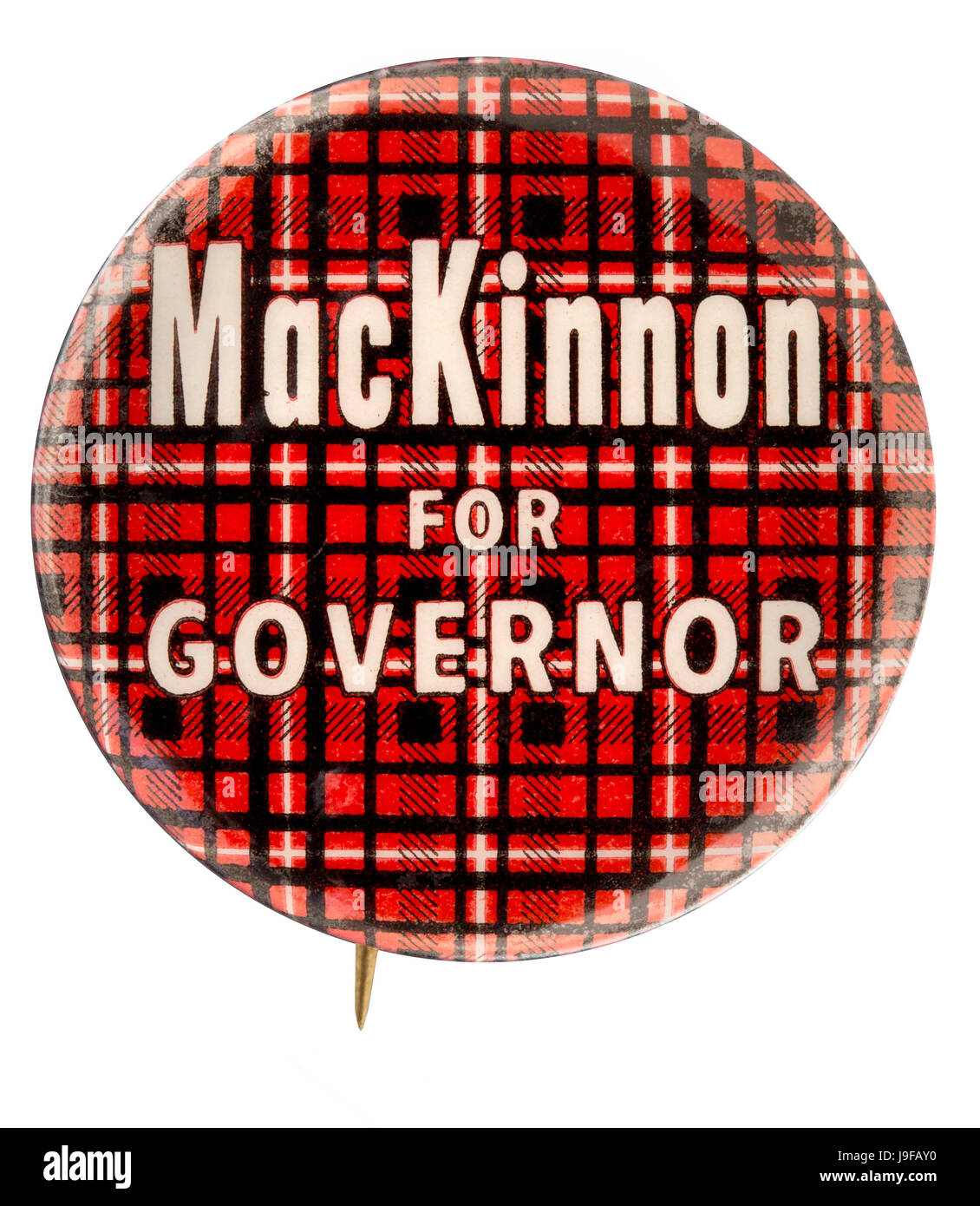 George MacKinnon resigned from the U.S. Attorney's office in June 1958 to run as the Republican nominee for - Stock Image