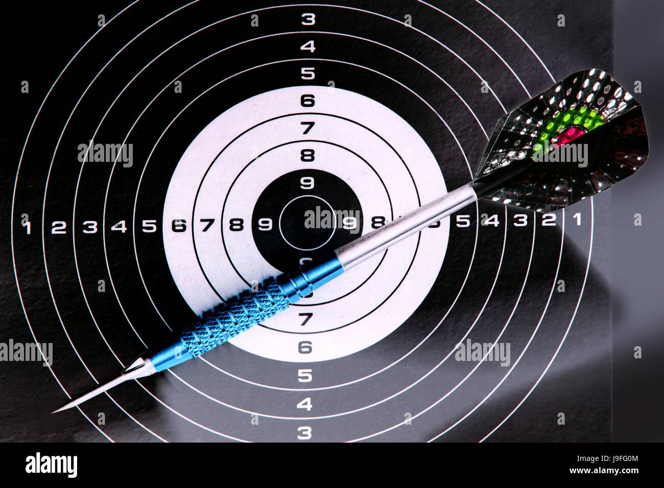 close, blue, ring, board, macro, close-up, macro admission, close up view, - Stock Image