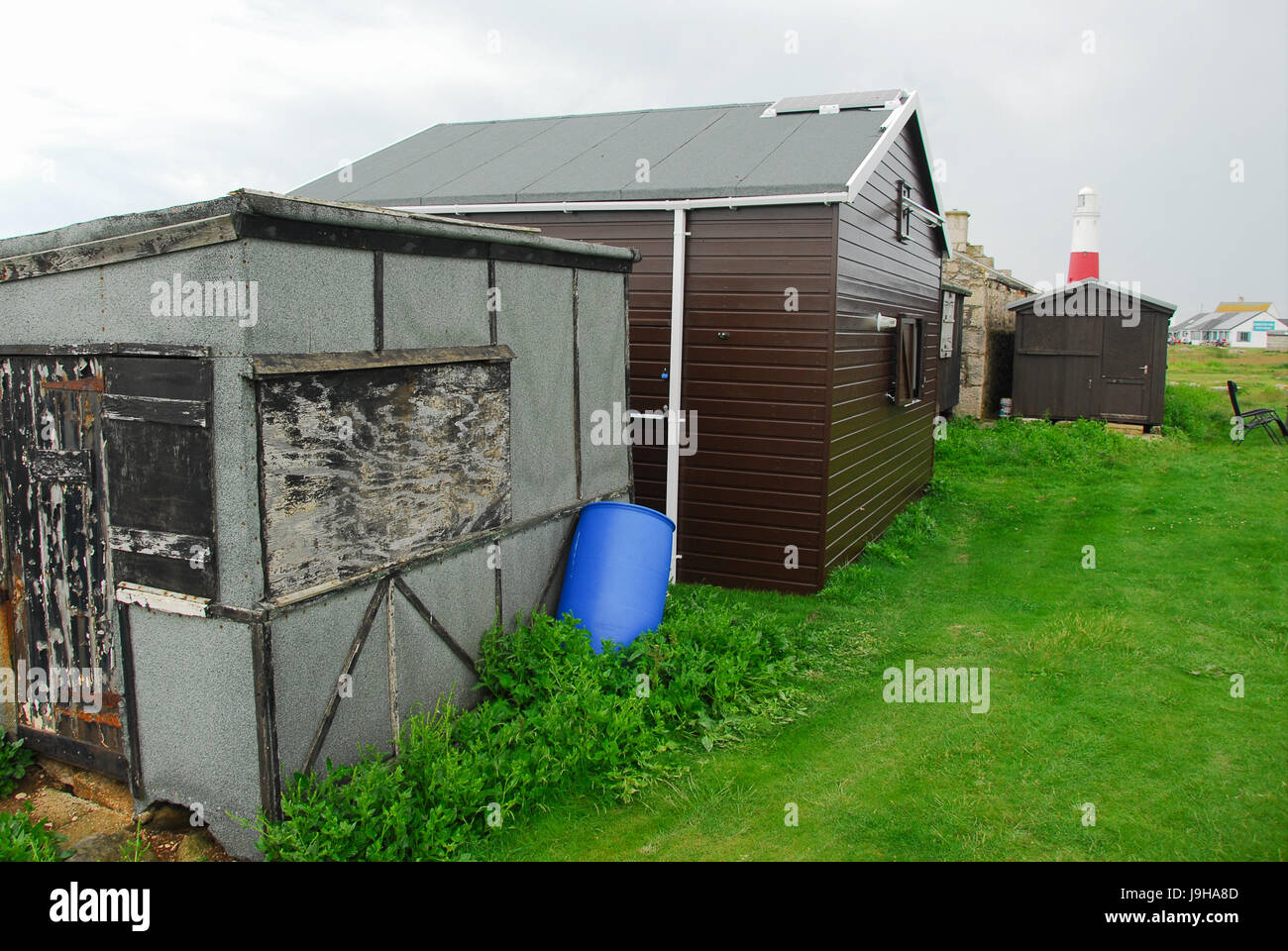 Portland Bill, Dorset, UK. 2nd June, 2017. Tom Hunnings, son of ...