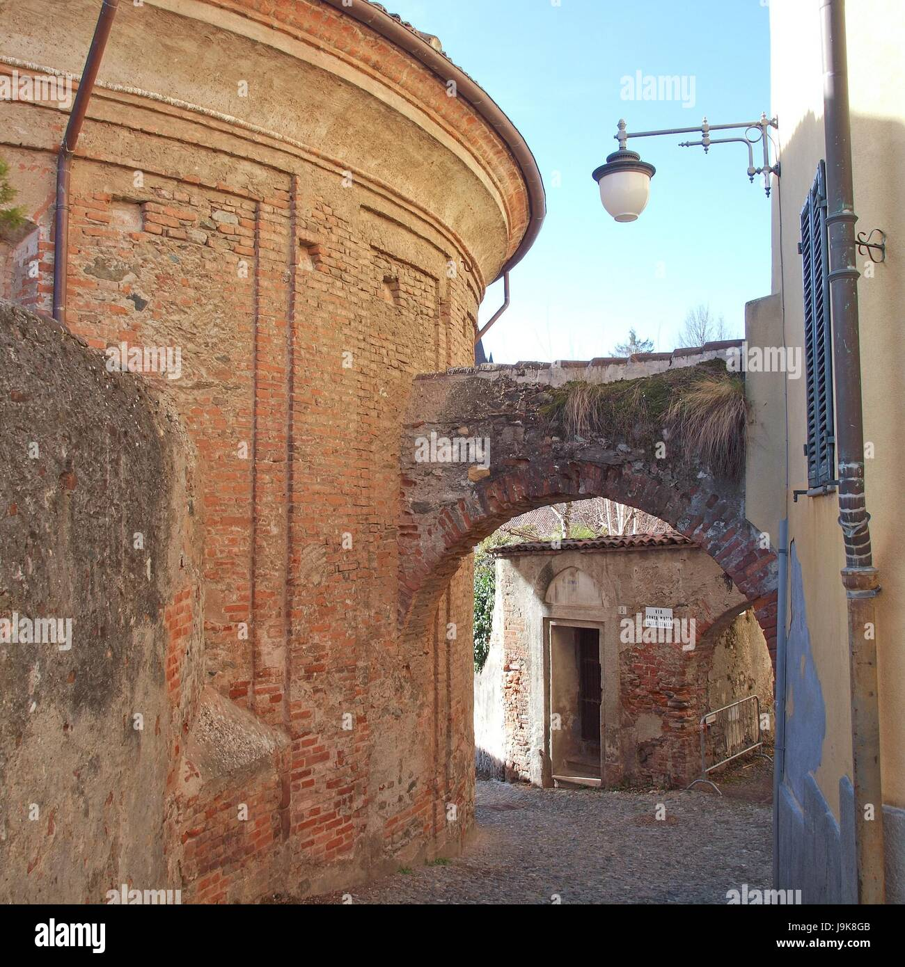 city, town, centre, center, italia, old, ancient, italy, city, town, centre, - Stock Image