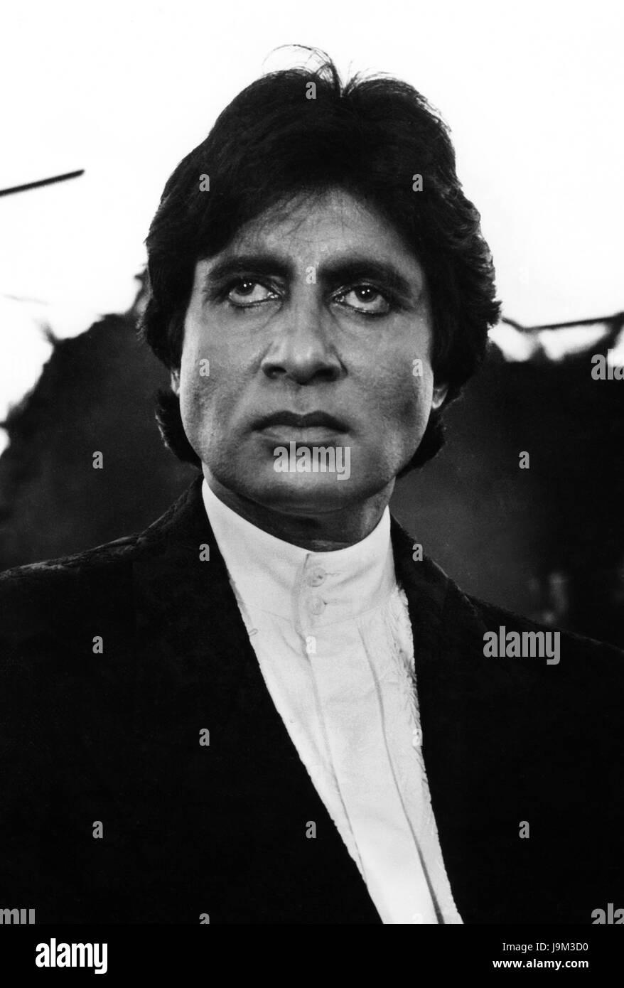 Amitabh Bachchan Indian Bollywood Hindi Film movies actor India - vca 255051 - Stock Image