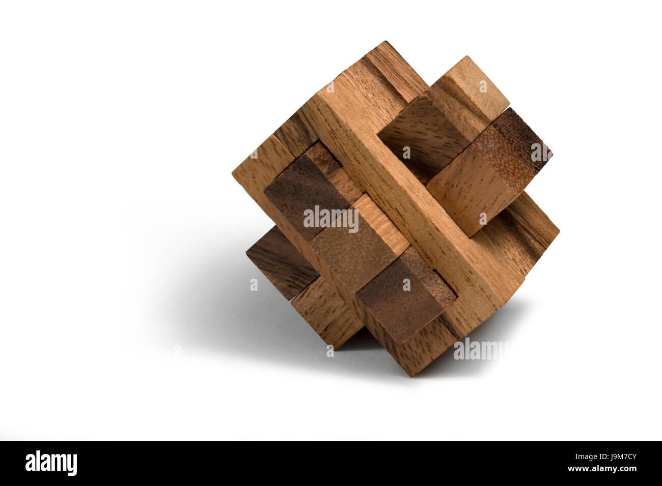Mechanisches Puzzle Stock Photos & Mechanisches Puzzle Stock