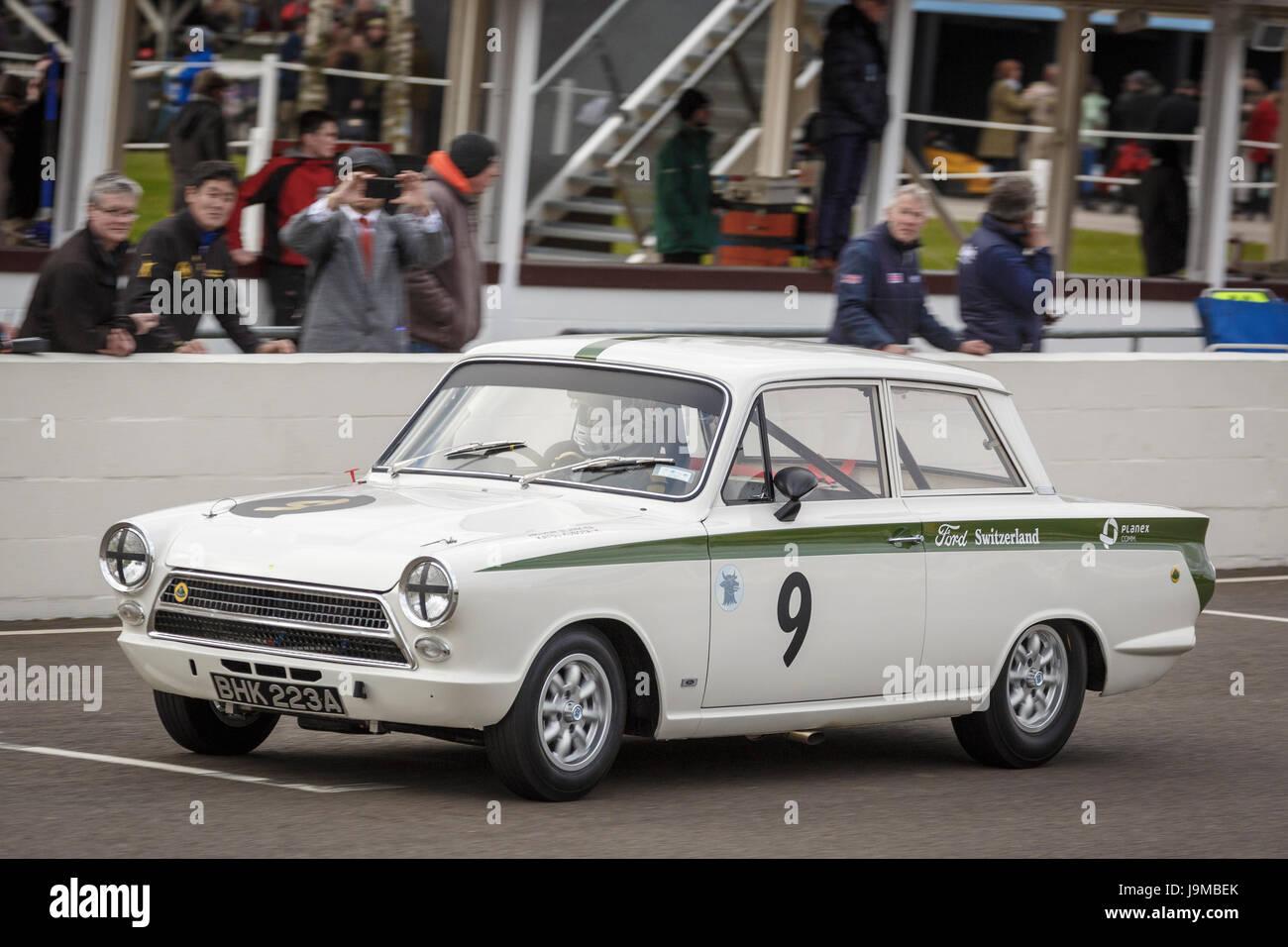 Ford Cortina Mk1 Stock Photos & Ford Cortina Mk1 Stock Images - Alamy