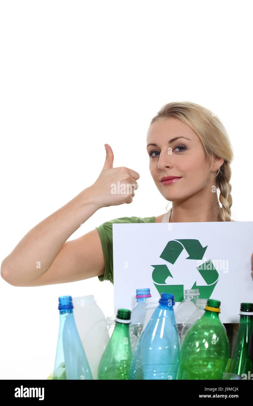 advise, bottles, assemble, advertisements, mount, content, contents, build, - Stock Image