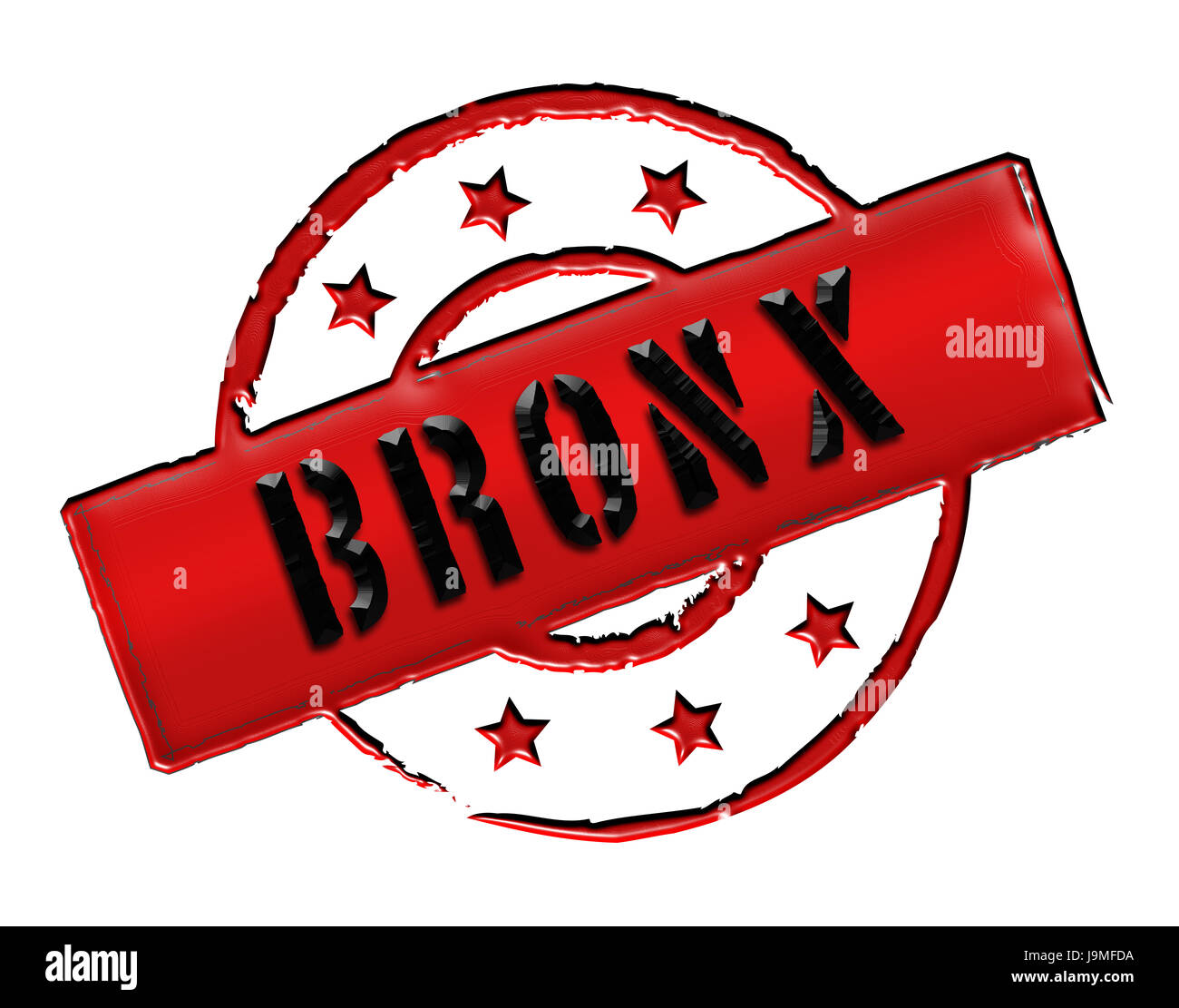 new, brooklyn, manhattan, city, town, isolated, new, caution, slum, important, - Stock Image