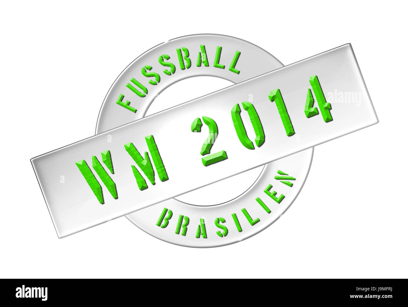 world cup 2014 - Stock Image