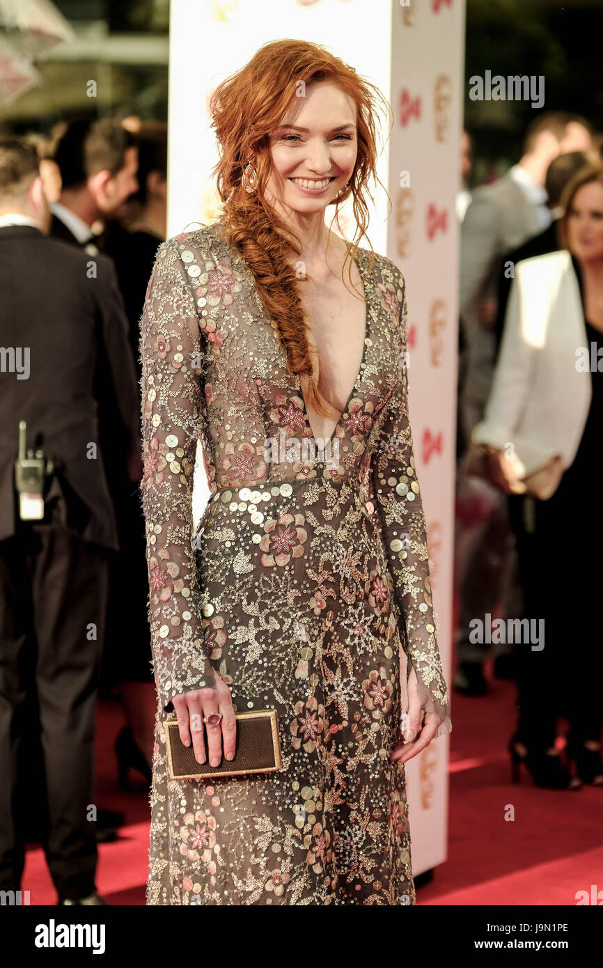 Watch Eleanor tomlinson at 2019 british academy television awards in london video