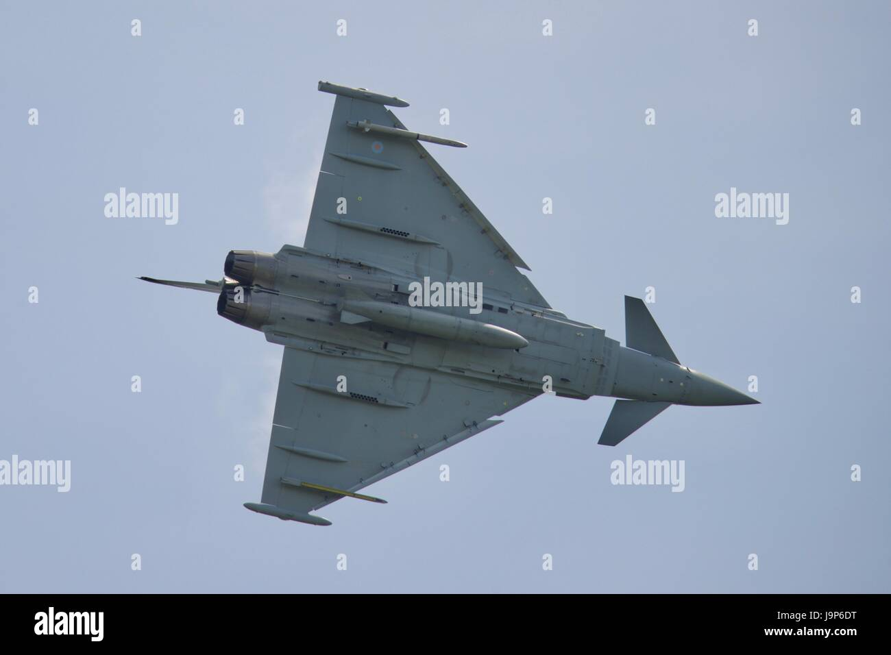 Royal Air Force Eurofighter Typhoon - Stock Image