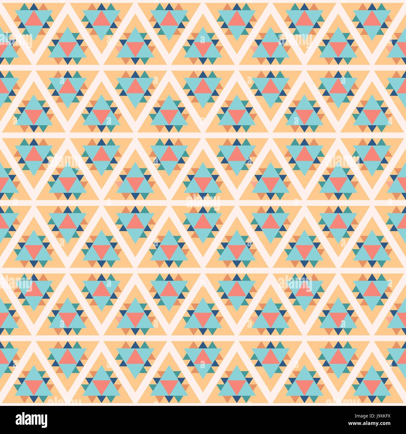 Ethnic Boho Seamless Patterns Abstract Vintage Ornament